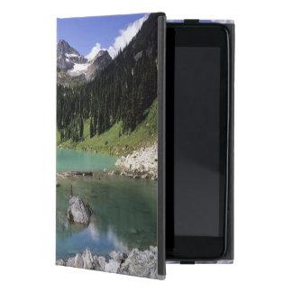 WA, Okanogan NF, Lewis Lake and Black Peak iPad Mini Cases