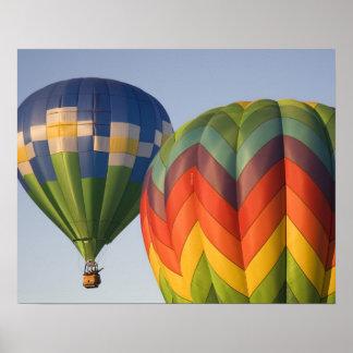 WA, Prosser, The Great Prosser Balloon Rally, Poster