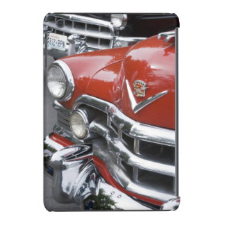 WA, Seattle, classic American automobile. iPad Mini Covers