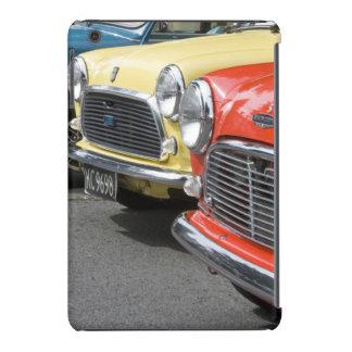 WA, Seattle, classic British automobile. iPad Mini Retina Cases