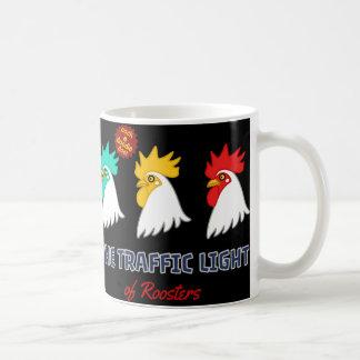 < wa taking signal (for hyperchromic >The traffic Coffee Mug
