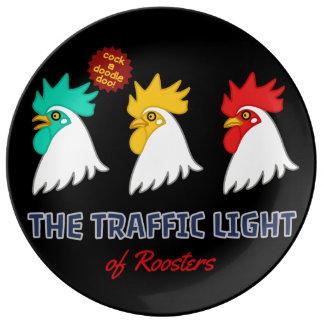 < wa taking signal (for hyperchromic >The traffic Plate