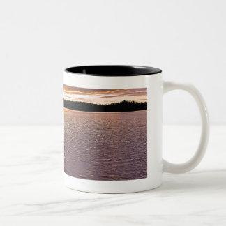 Wabakimi Canoe Sunset Mug
