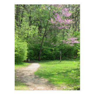 Wabash Heritage Trail Postcard