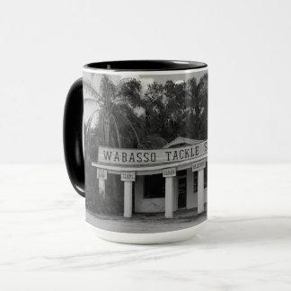 Wabasso Tackle Shop Mug
