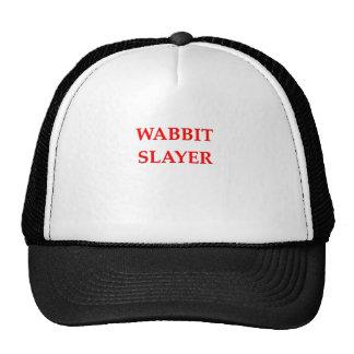 wabbit slayer hats