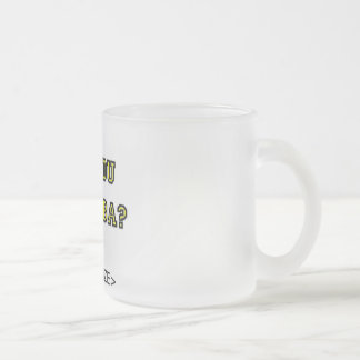 WABOBA3, <CUSTOMIZE> FROSTED GLASS MUG