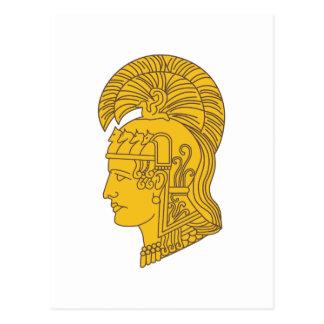 WAC Athena Postcard