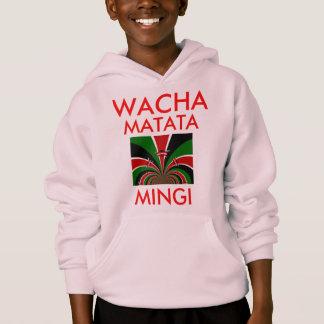Wacha Matata Mingi Keep it Kenyan Hakuna Matata