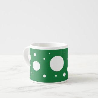 Wacky Christmas Espresso Cup