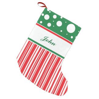 Wacky Christmas Small Christmas Stocking