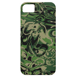 Wacky Green iPhone 5 Cases
