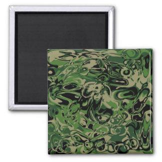 Wacky Green Magnet