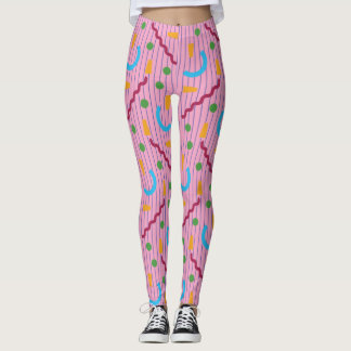 Wacky Party Leggings