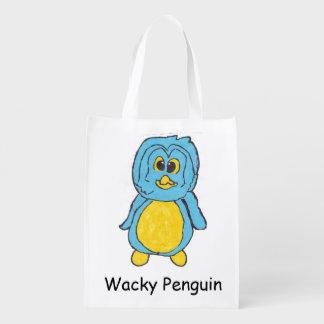 Wacky Penguin Bag
