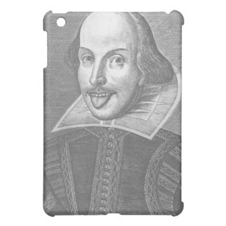 Wacky Shakespeare iPad Mini Cases