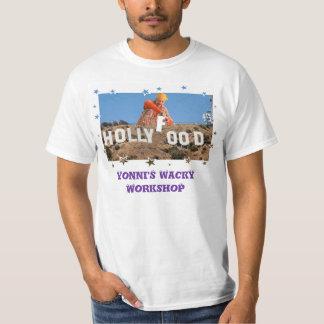 Wacky Workshop Workshirt - front logo only T-Shirt