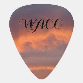 Waco Sunset Pick