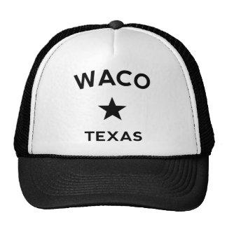 Waco Texas Trucker Cap Trucker Hat