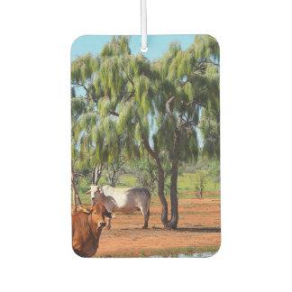 Waddi trees car air freshener