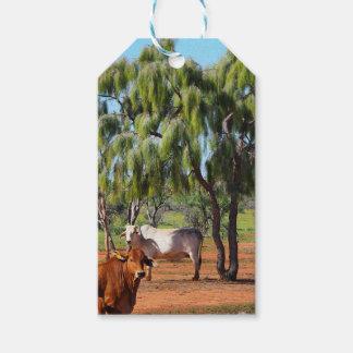 Waddi Trees gift tag