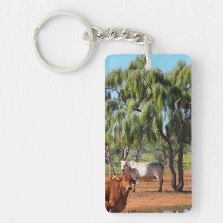Waddi Trees keychain