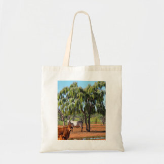 Waddi Trees tote bag