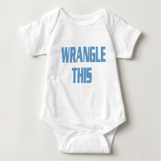 Wadi Wranglers Wonderful Adventure Baby One Piece Baby Bodysuit