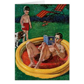 Wading Pool Card