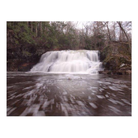 Wadsworth Falls Postcard