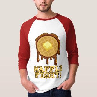 Waffle Fight Shirt