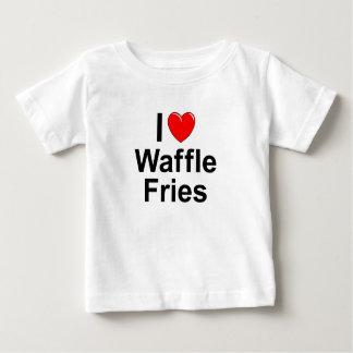 Waffle Fries Baby T-Shirt