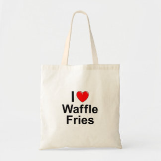 Waffle Fries Tote Bag