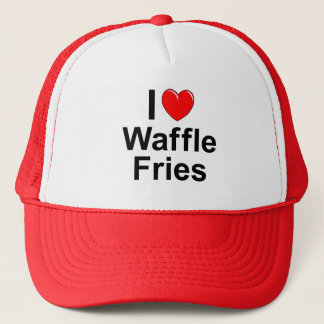 Waffle Fries Trucker Hat