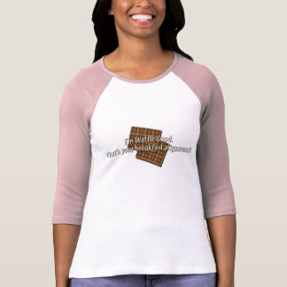 Waffle Good Alignment T-Shirt