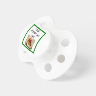 waffle pacifier