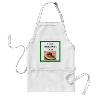 waffle standard apron