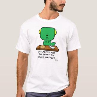 WAFFLES AND DINOSAURS T-Shirt