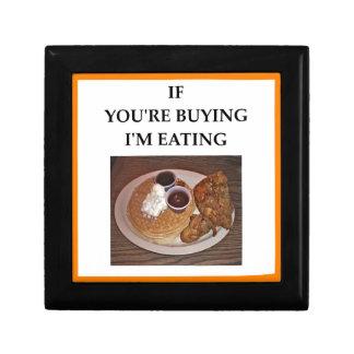 waffles gift box