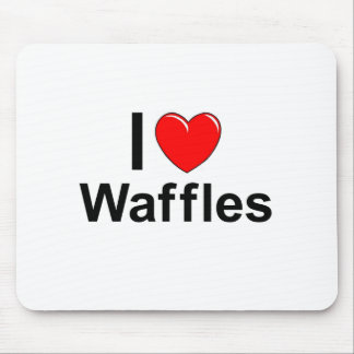 Waffles Mouse Pad