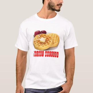 WAFFLES!!! T-Shirt