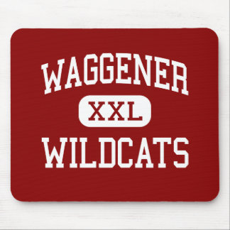 Waggener - Wildcats - Traditional - Louisville Mouse Pad