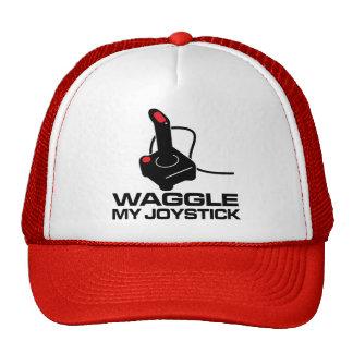 Waggle My Joystick Hats