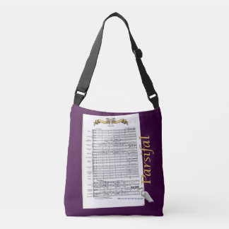 Wagner's Parsifal Crossbody Bag