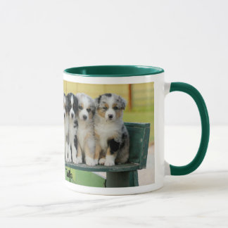 Wagon Tails Mug