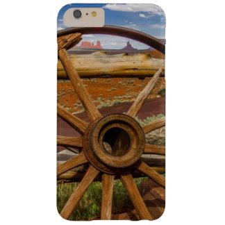 Wagon wheel close up, Arizona Barely There iPhone 6 Plus Case