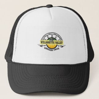 wagon wheel WV Trucker Hat