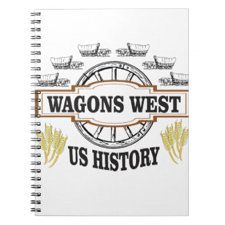 wagons west us history notebook