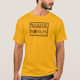 Wags 'n Wiggles Logo t-shirt