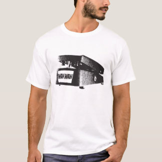 Wah Wah Pedal T-Shirt